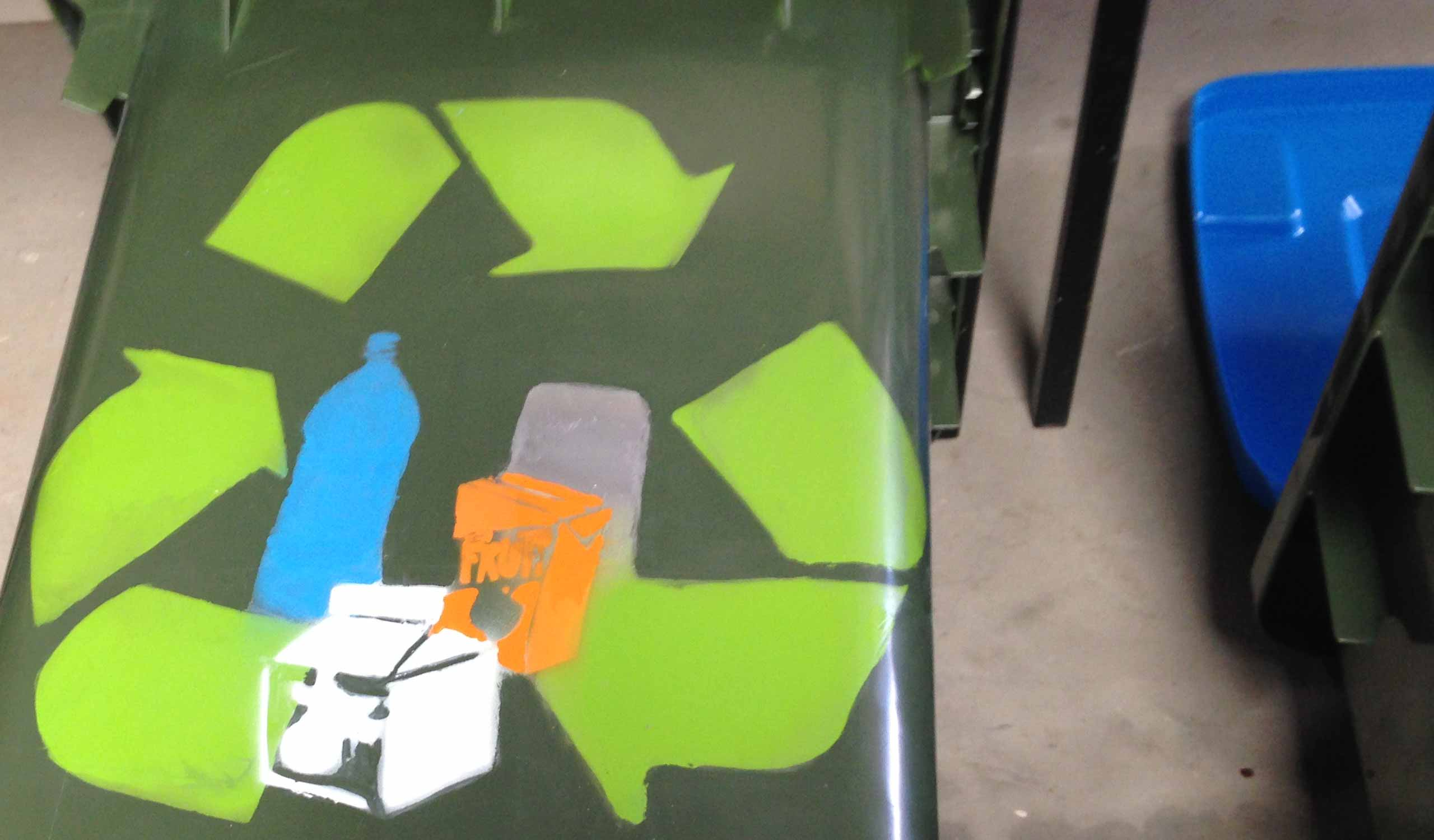 SVC---Recycle-Rubbish-Bins