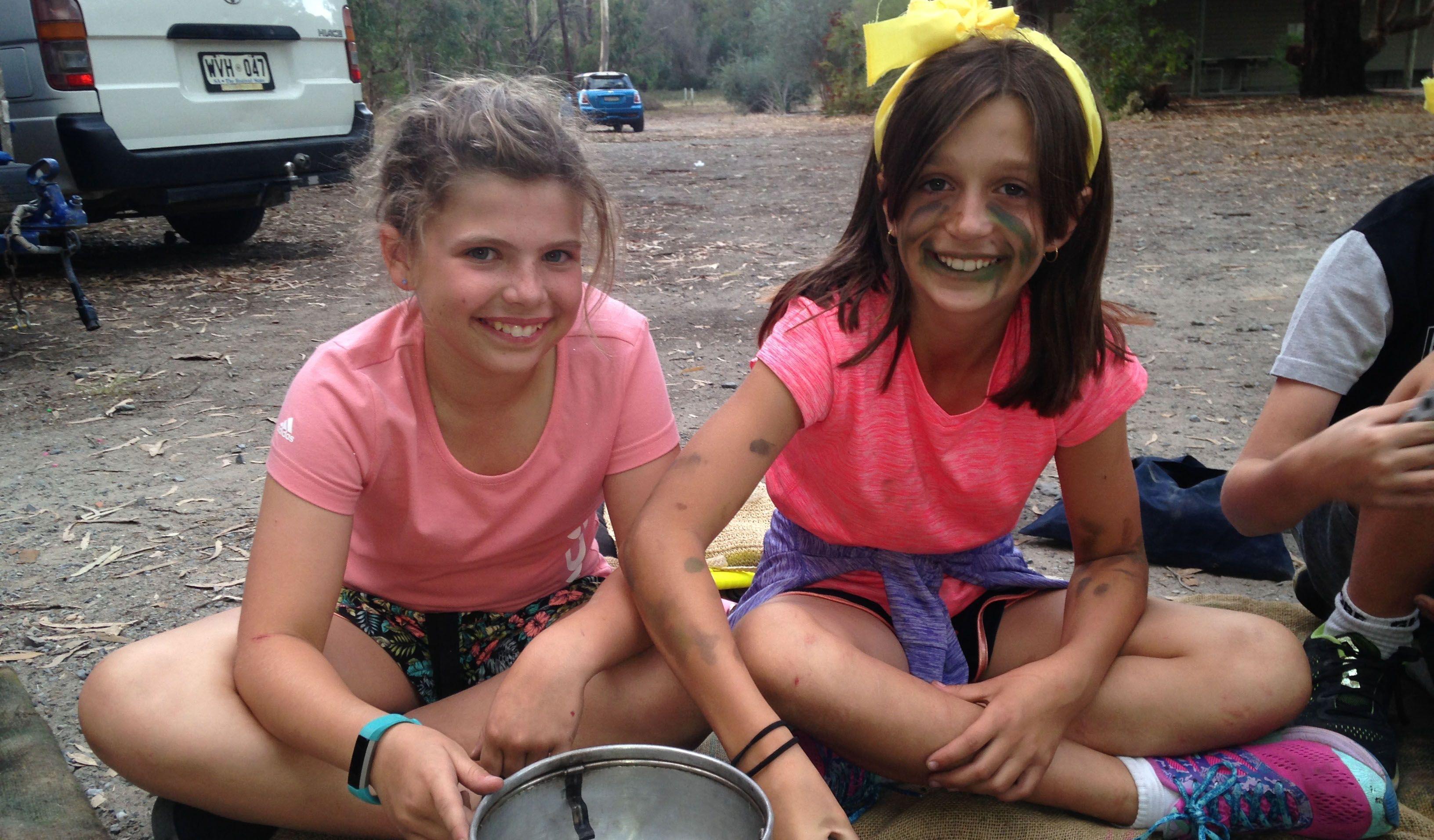 Year 5 camp 2