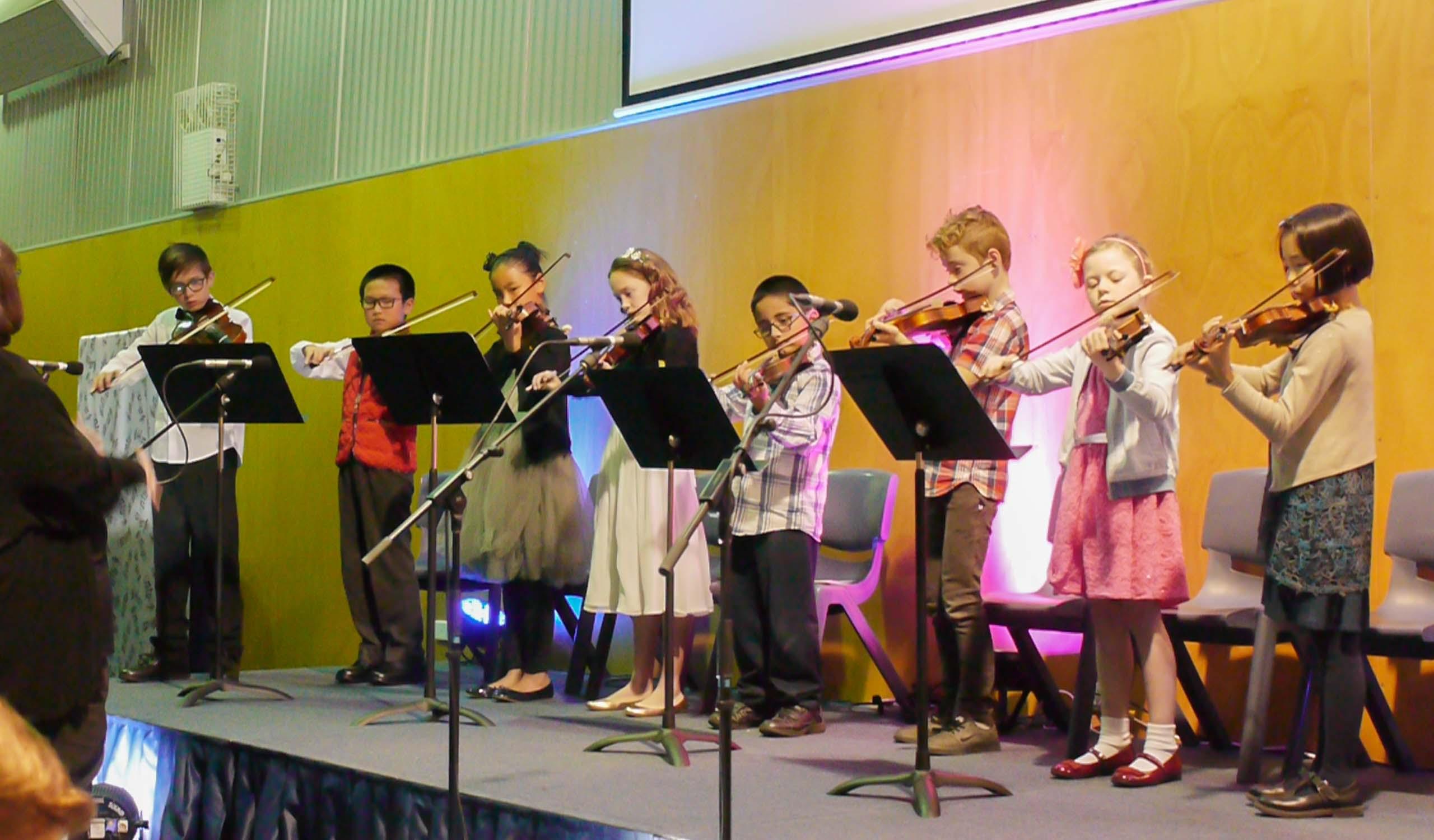 Junior School Music Recital 2017-3