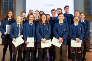 IB Awards Assembly 2017 - Greenwith