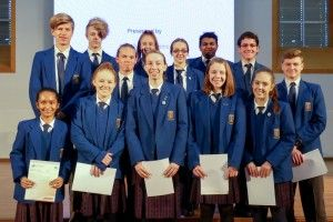 IB Awards Assembly 2017 - Hillcott