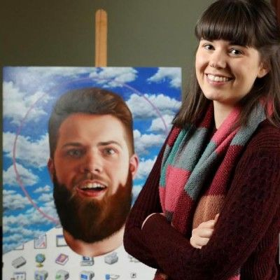 Jasmin Dixon Royal SA Society of Arts unveils finalists in third biennial Portrait Prize Adelaide Now