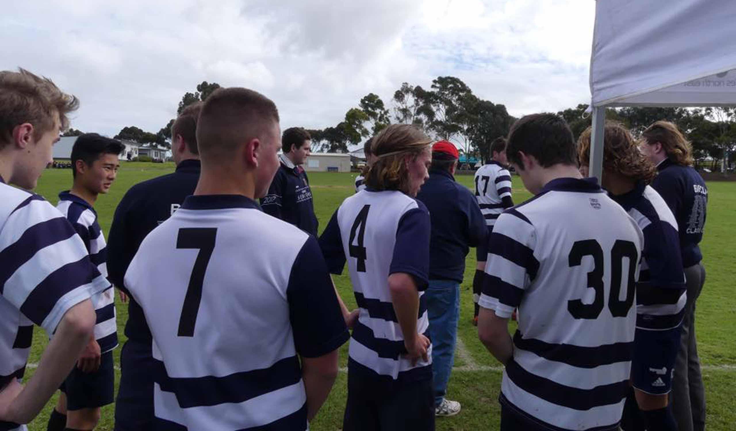 OPen Boys Soccer T32017