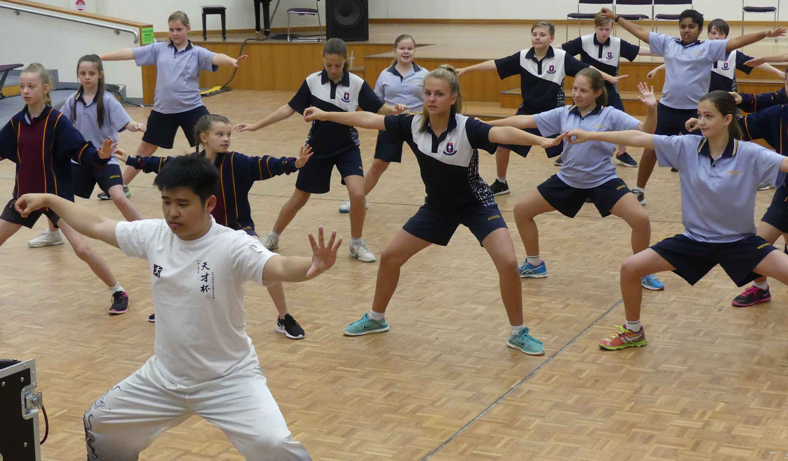 Yr 6 Chinese Martial Arts 2
