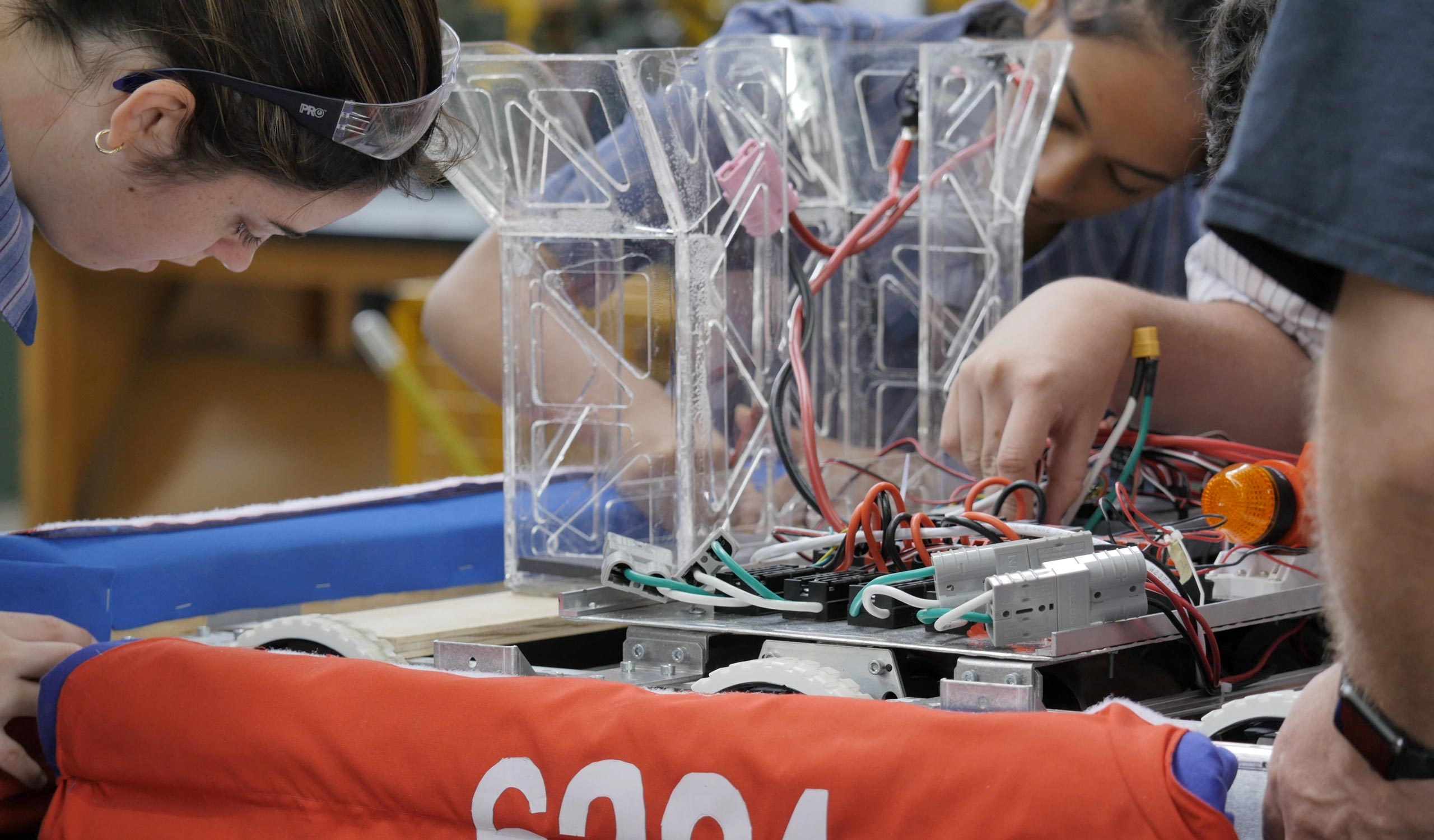 First Robotics - Pedare 2017