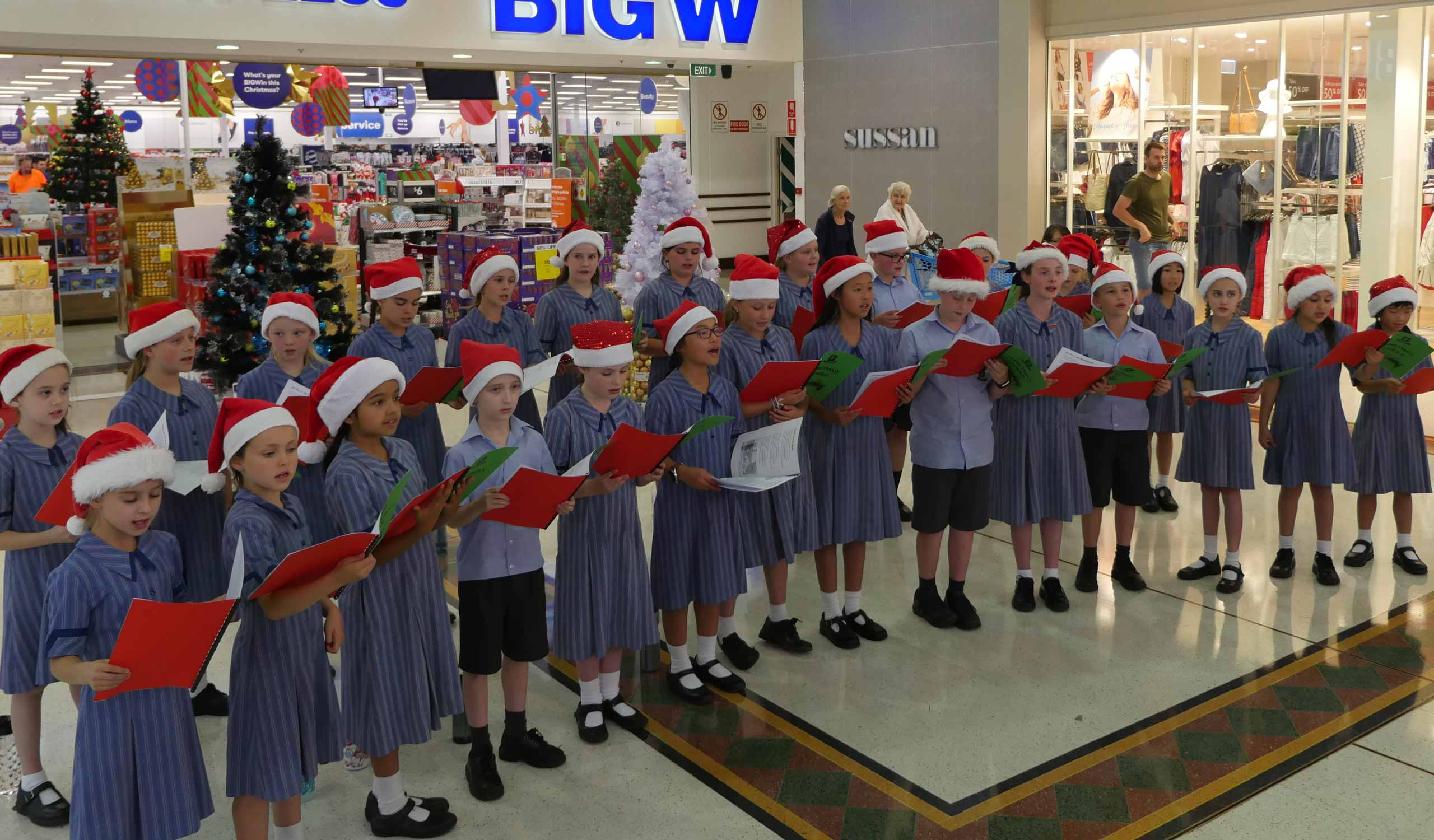 JS Carols in the Village 1