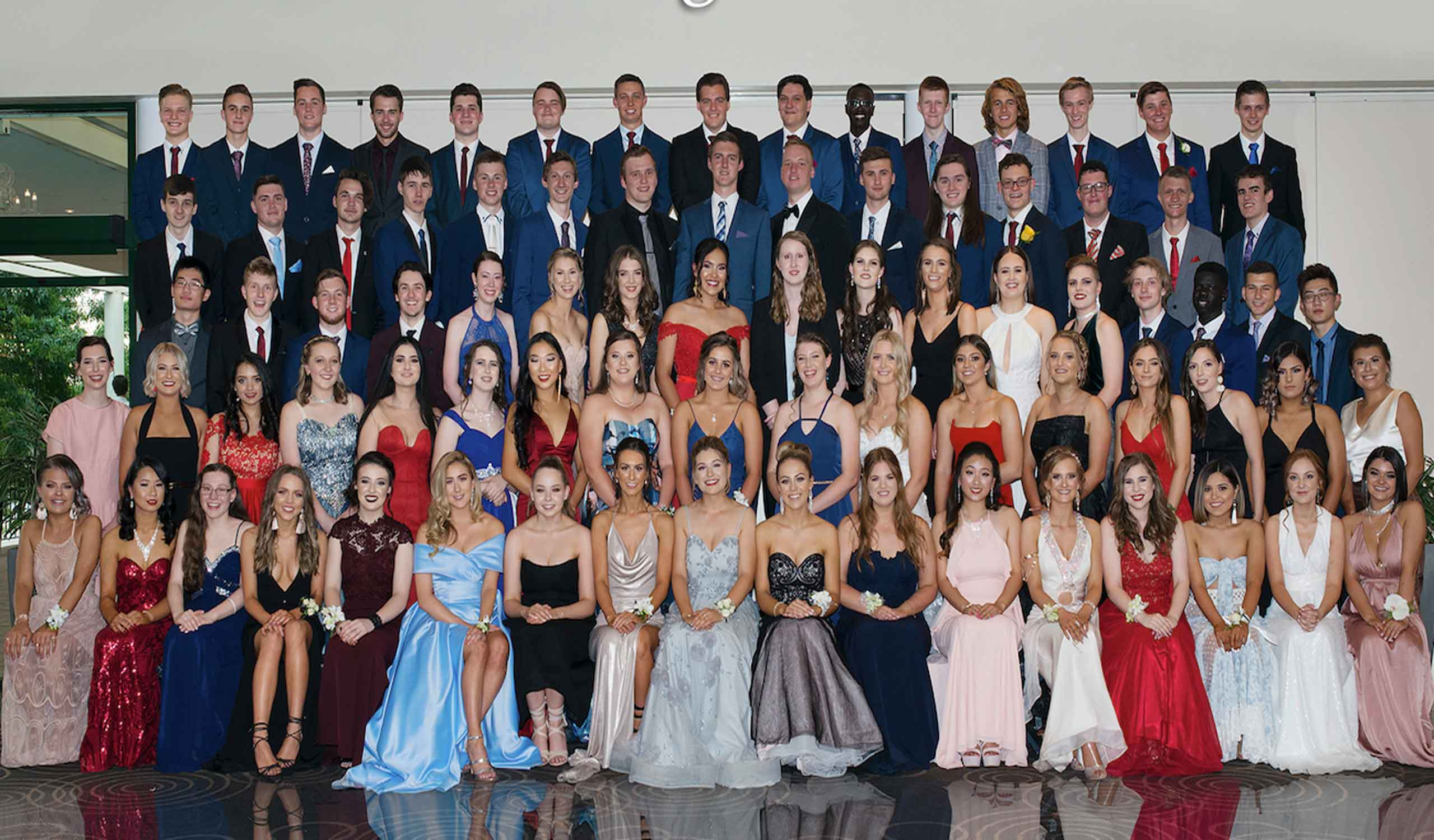 Year 12 Formal Group