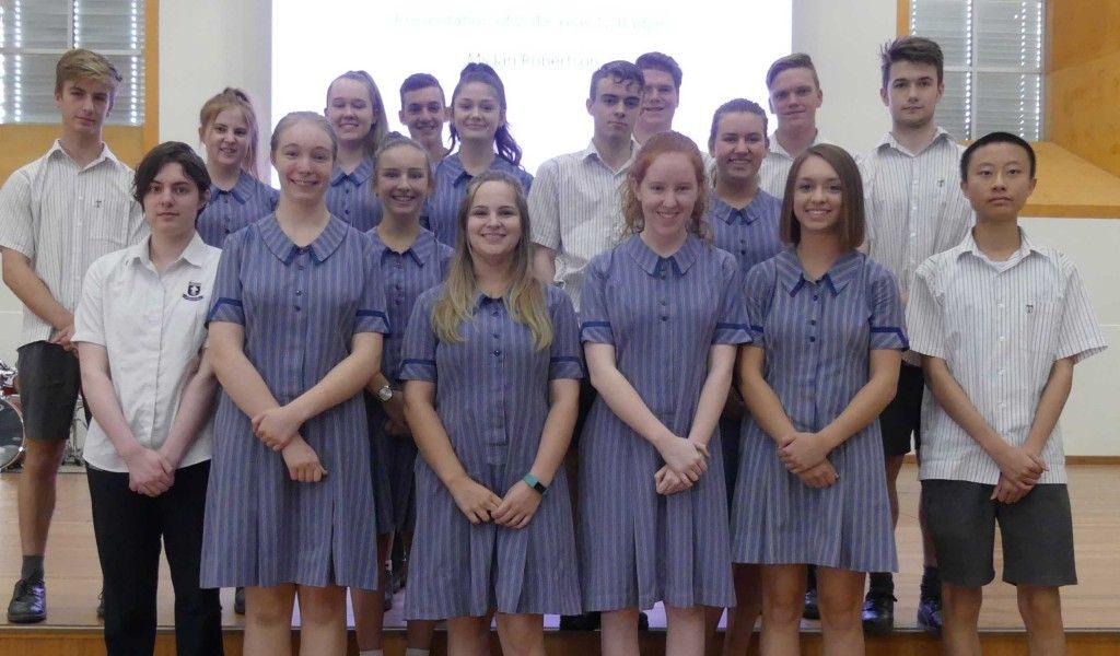 Class of 2018 Surrey