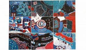 Aboriginal-Art-Inspired-Aerial-Map