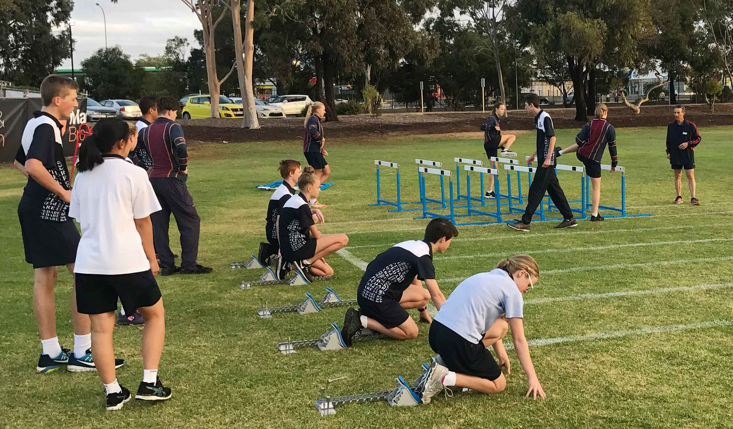 SSSSA-Athletics-Championship-training