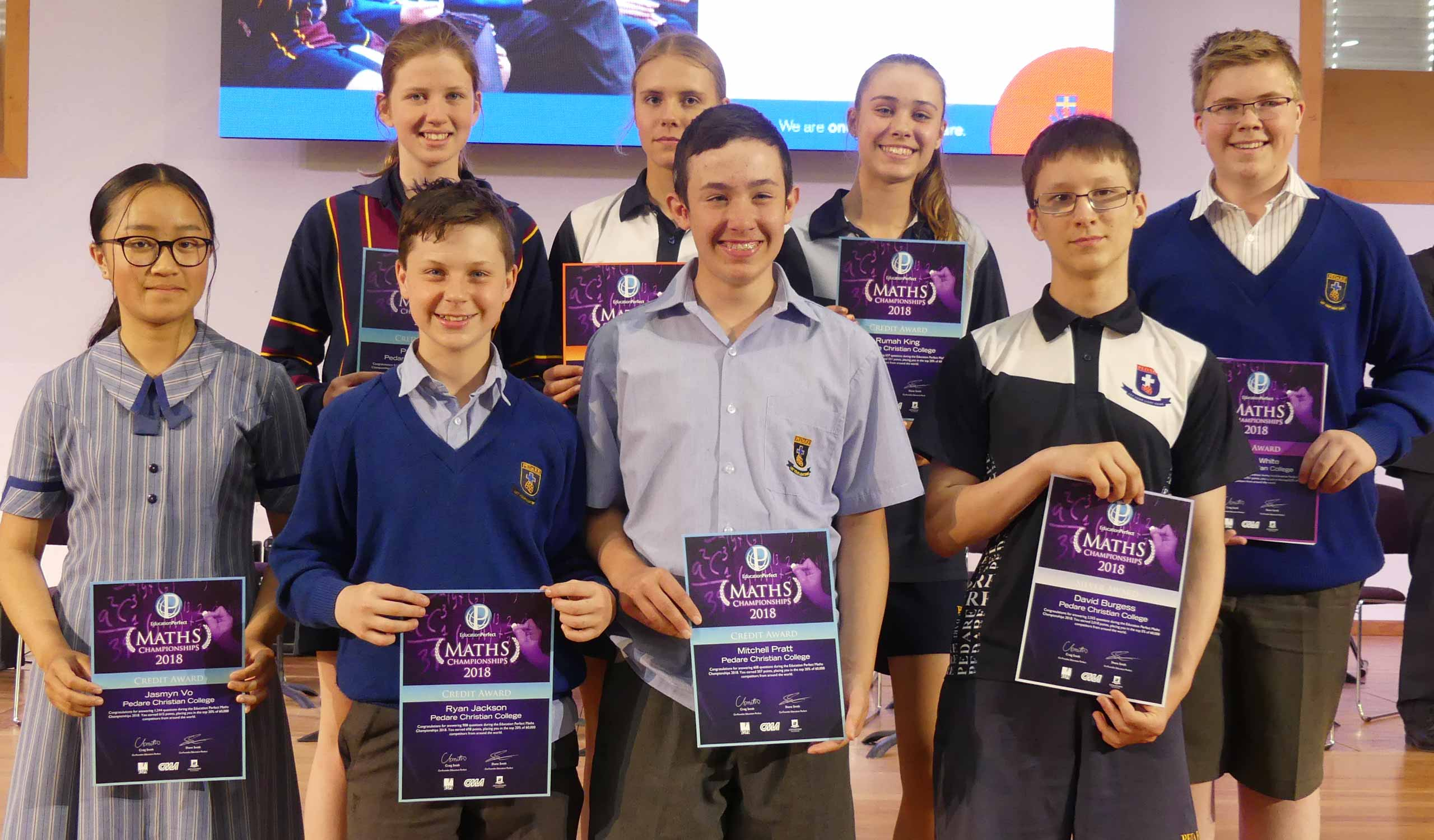 EducationPerfect-Maths-Championship