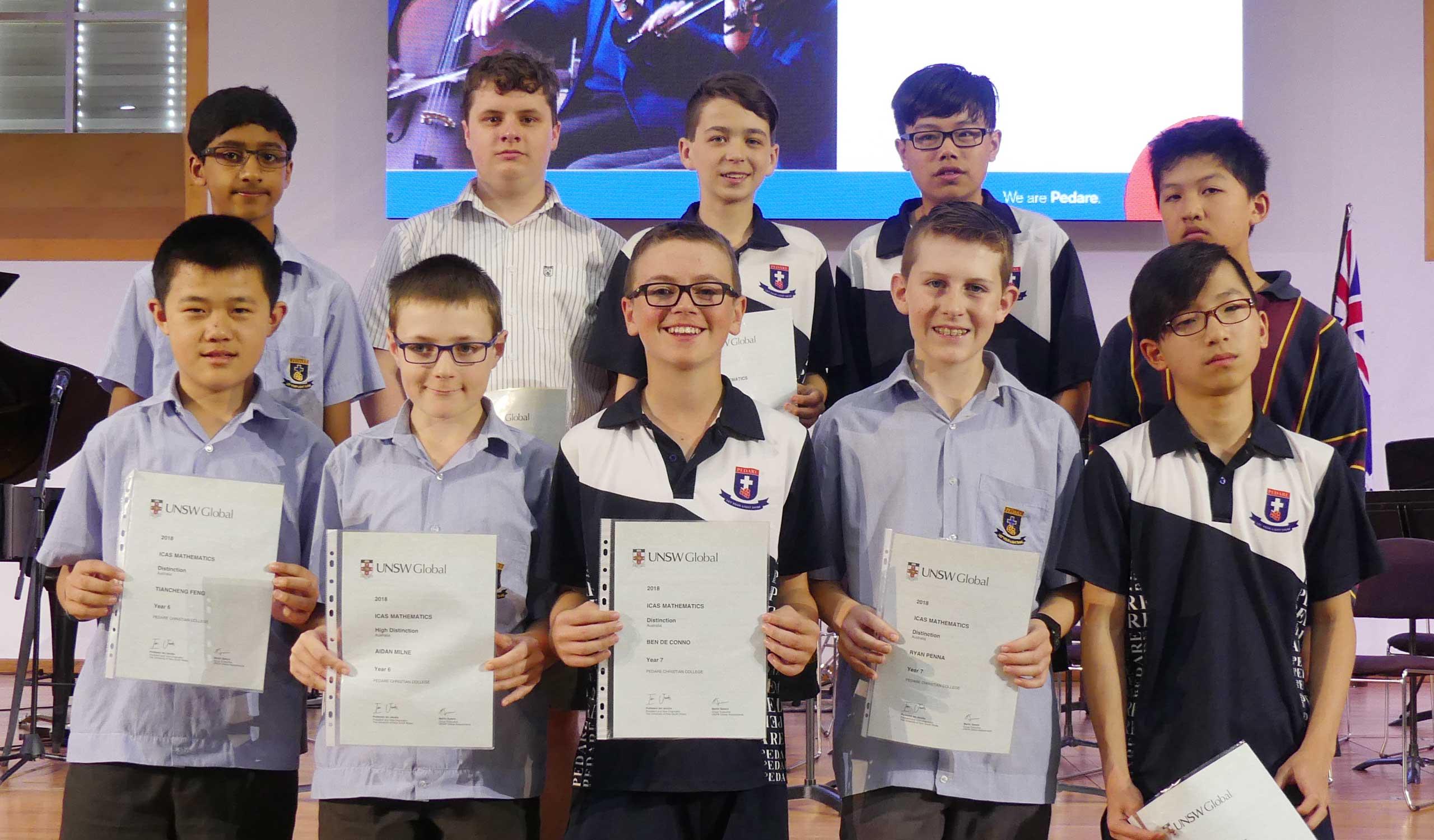 ICAS-Maths-Awards