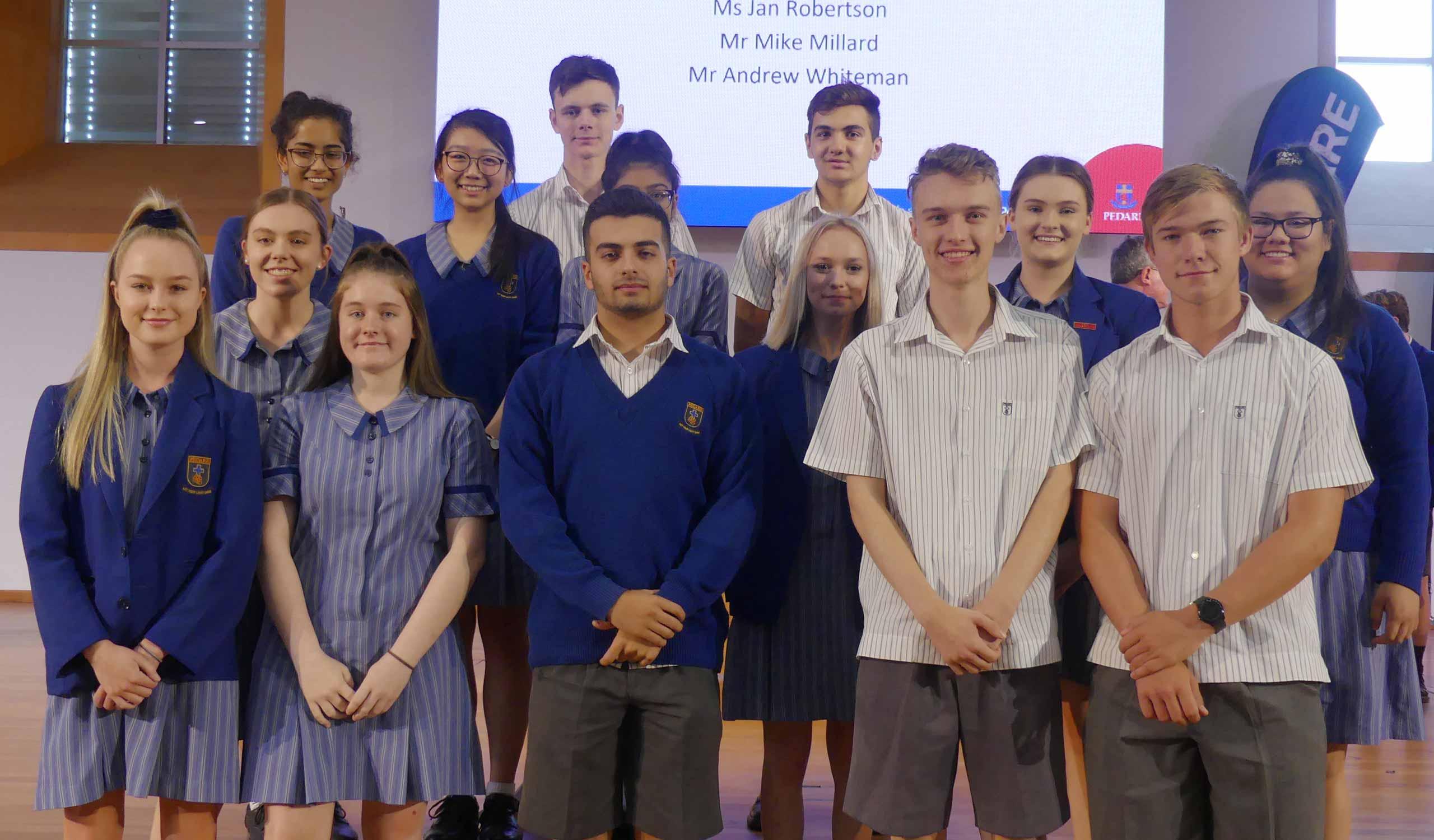 Class-of-2019-Hillcott