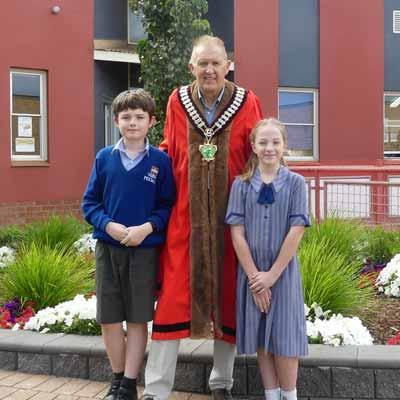 Year-6-Mayor-visit-1