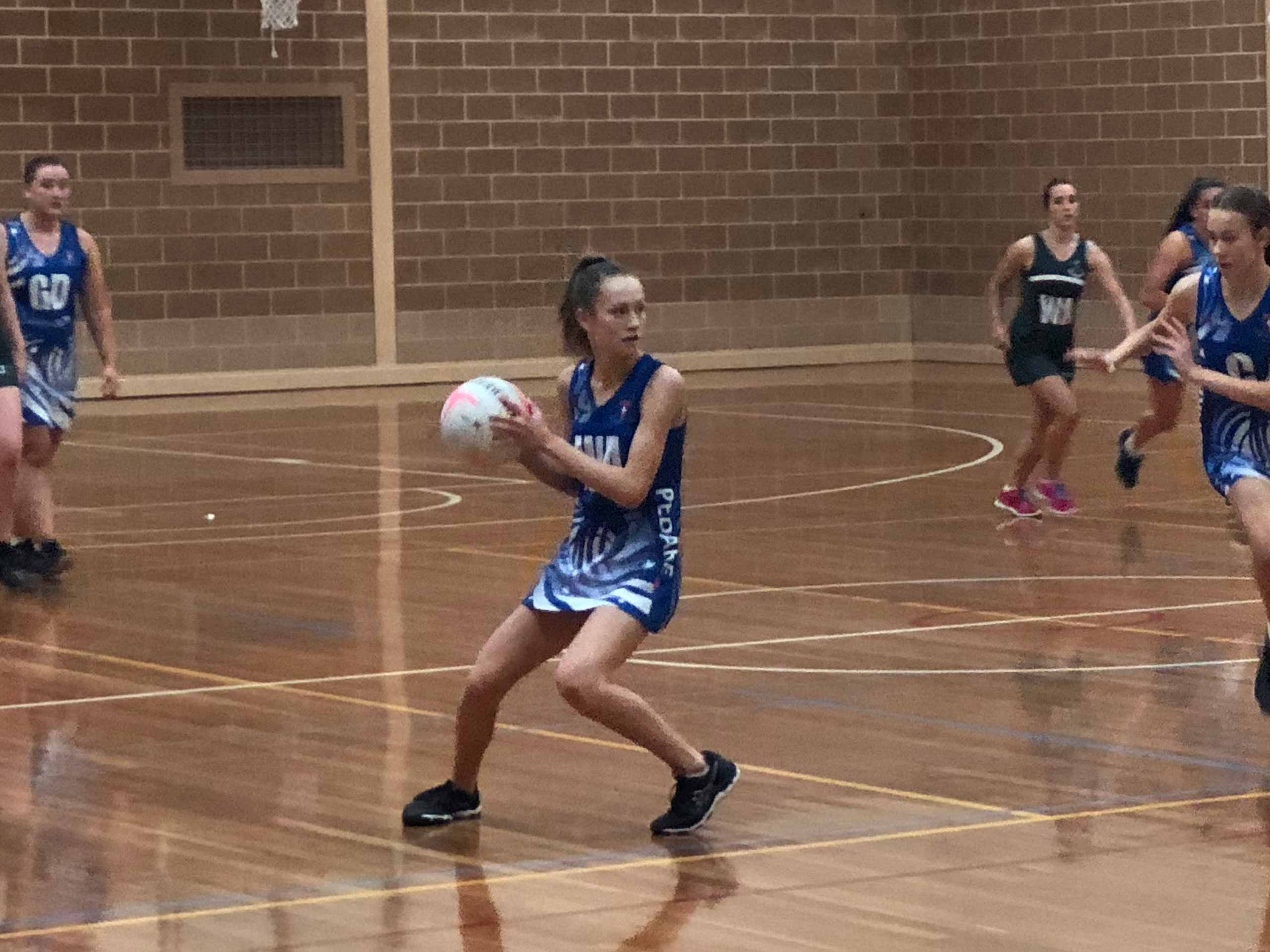 Open-Girls-netball