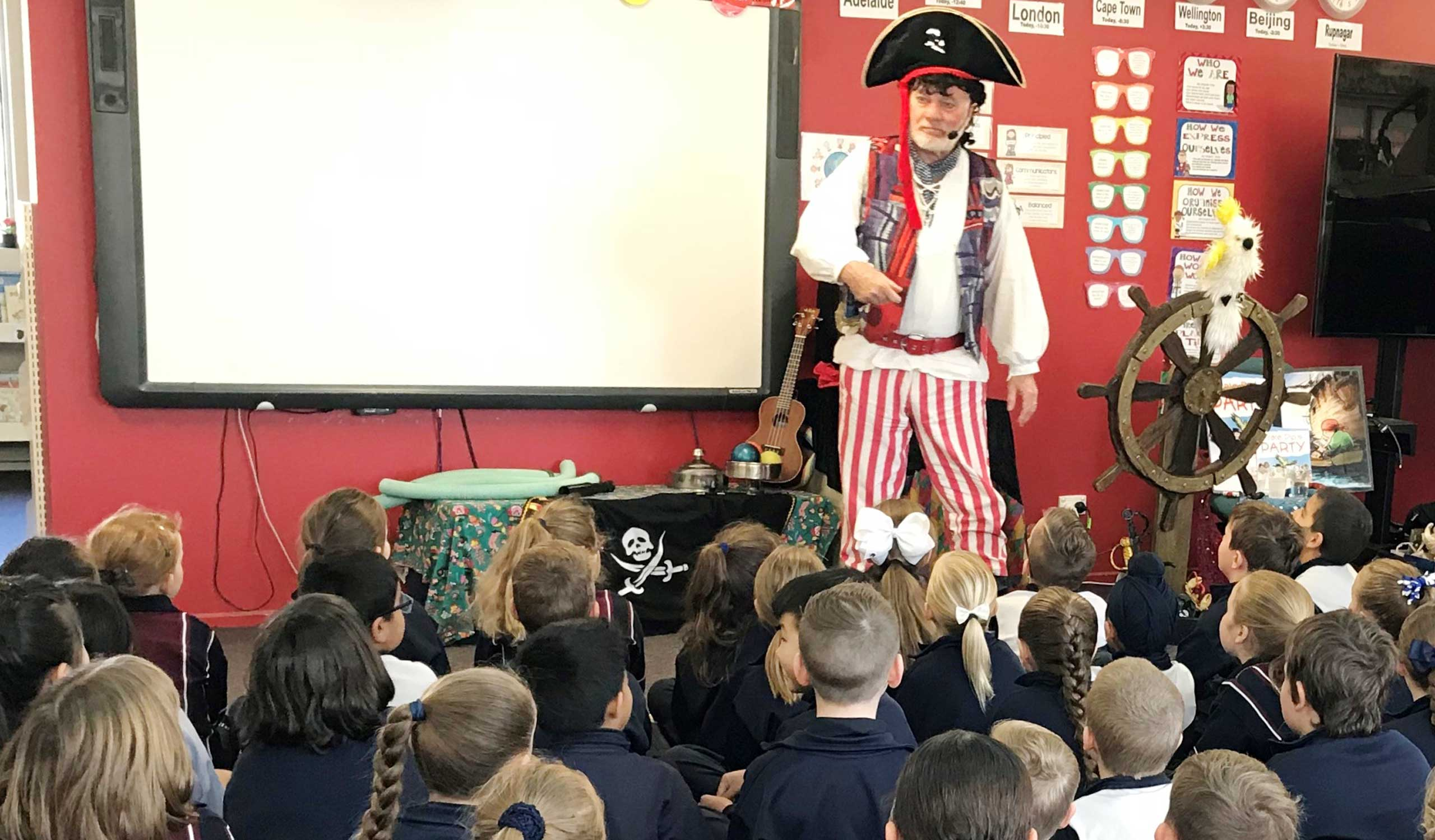 Pirate-Pip's-Party-Performance