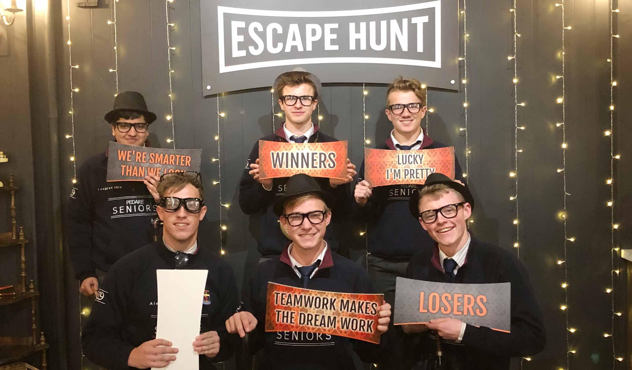 Escape-Hunt