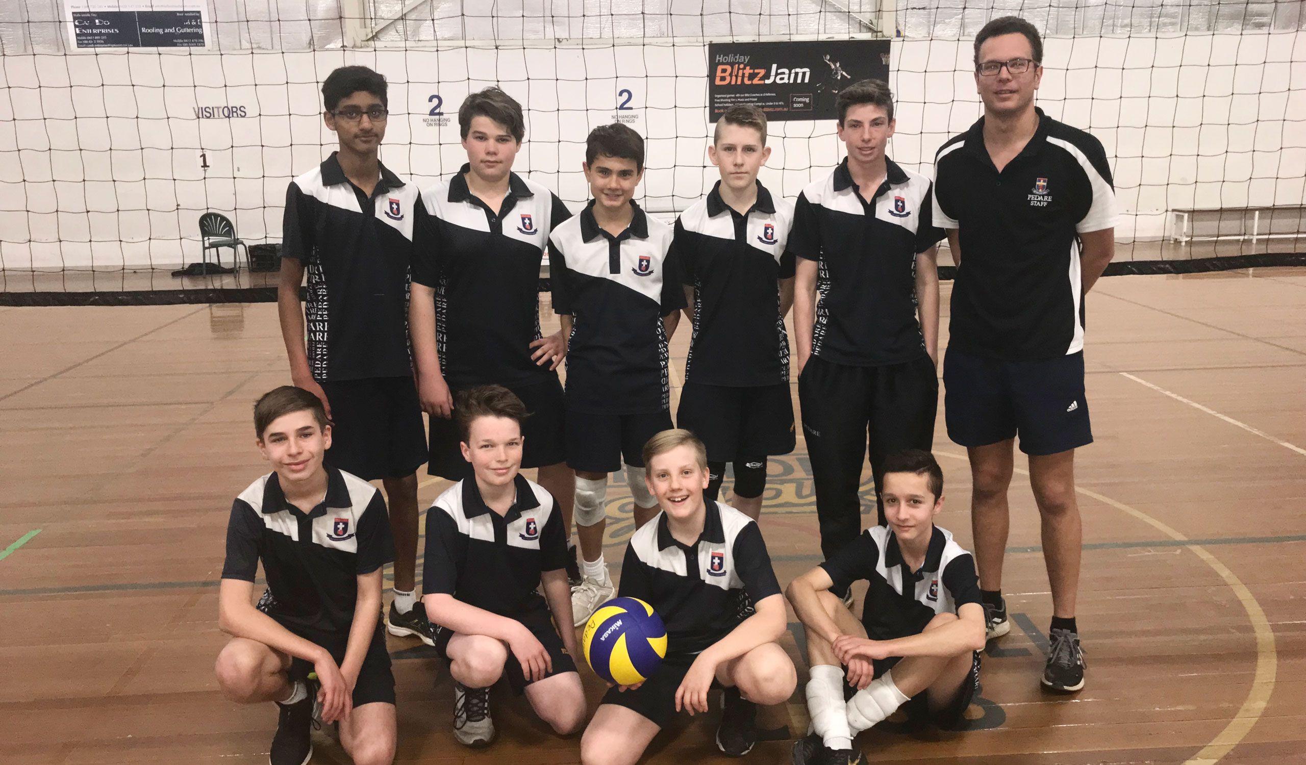 Volleyball-boys